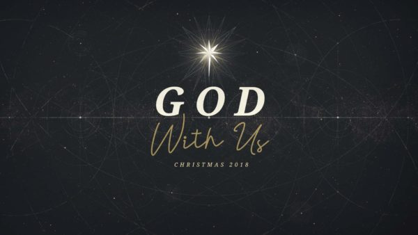 God With Us - Week 3 Image