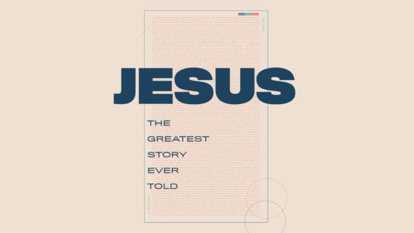 Jesus - Week 1 Image